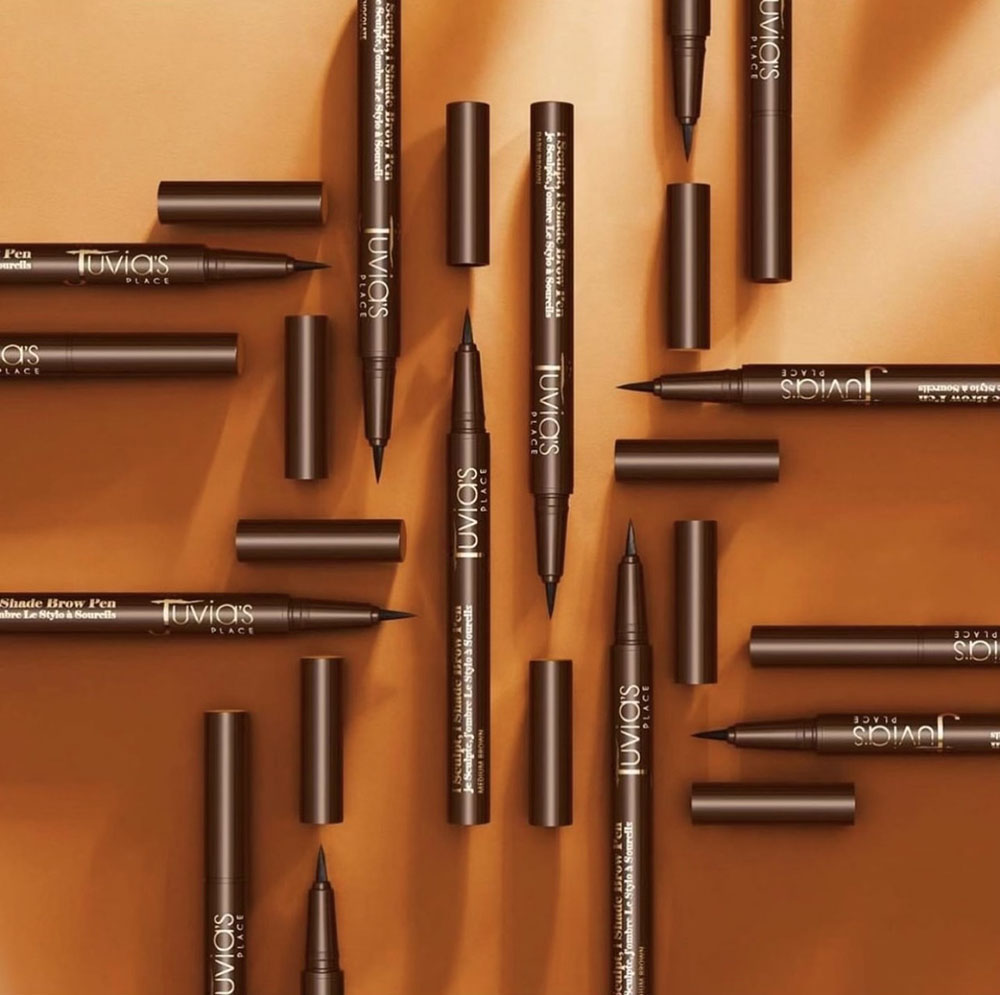 August 2021 Makeup Releases I Juvia's Place Brow Pen and Duo Pencil