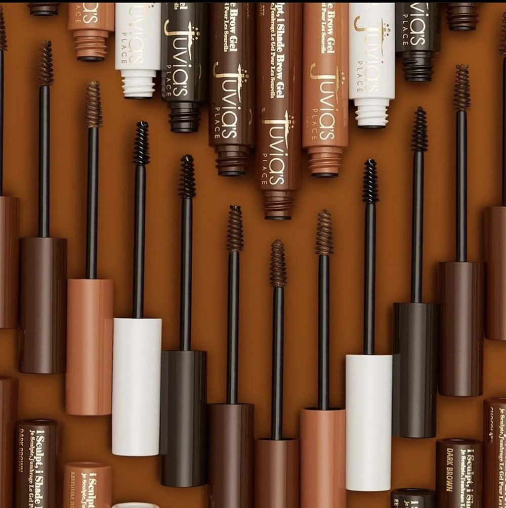 August 2021 Makeup Releases I Juvias Place Brow Sculpt Gel #makeupaddict #beautyblog