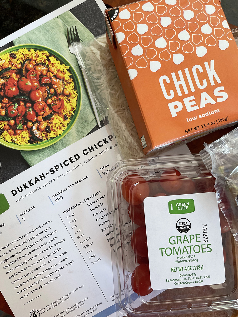 Green Chef Plant Powered Meal Plan Review I DreaminLace.com