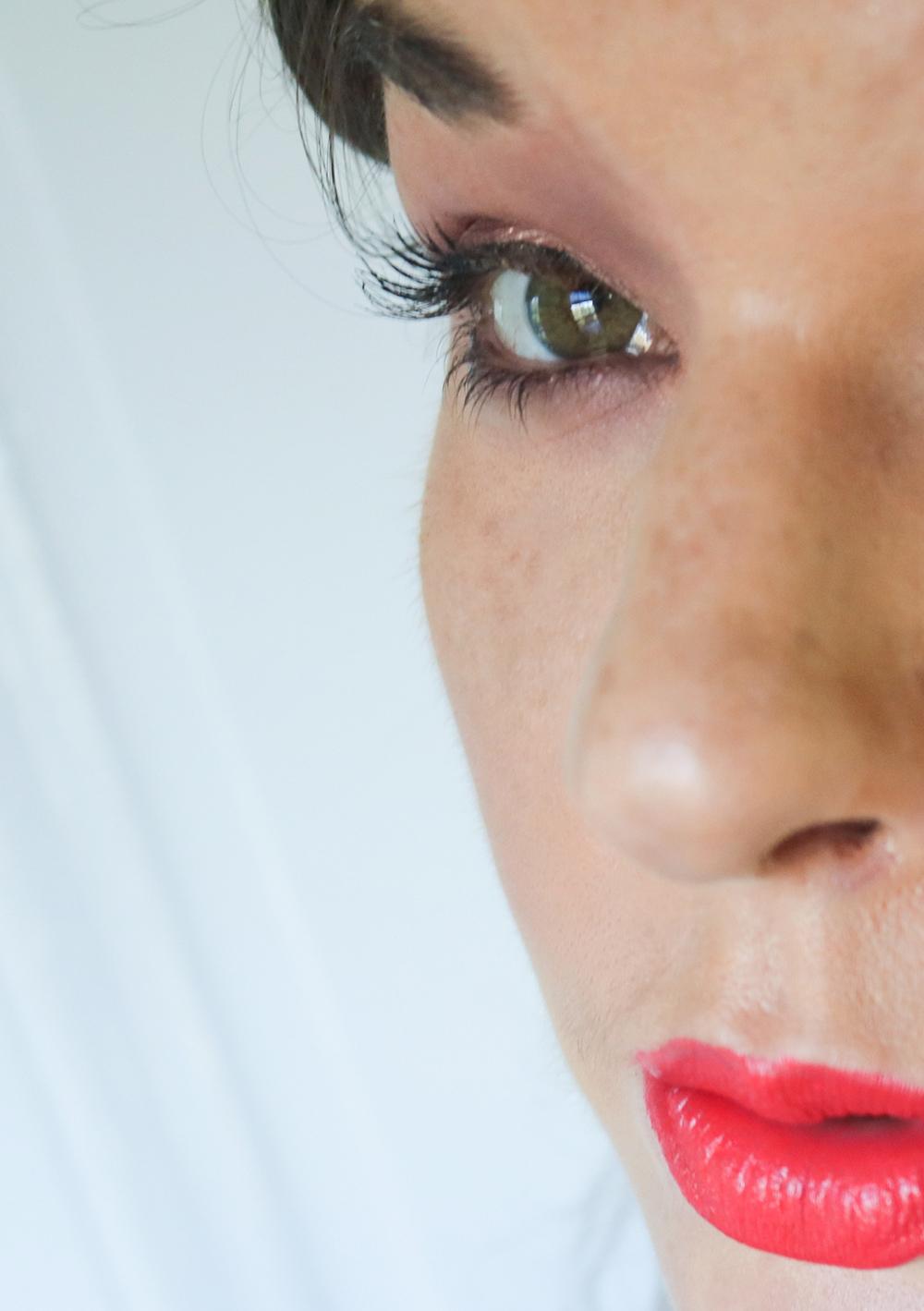 Rare Beauty Perfect Strokes Mascara Review I DreaminLace.com #makeupaddict #beautyblog