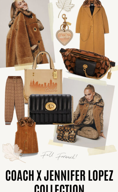 The COACH Jennifer Lopez Collection Has ARRIVED – And It's Selling Out Fast