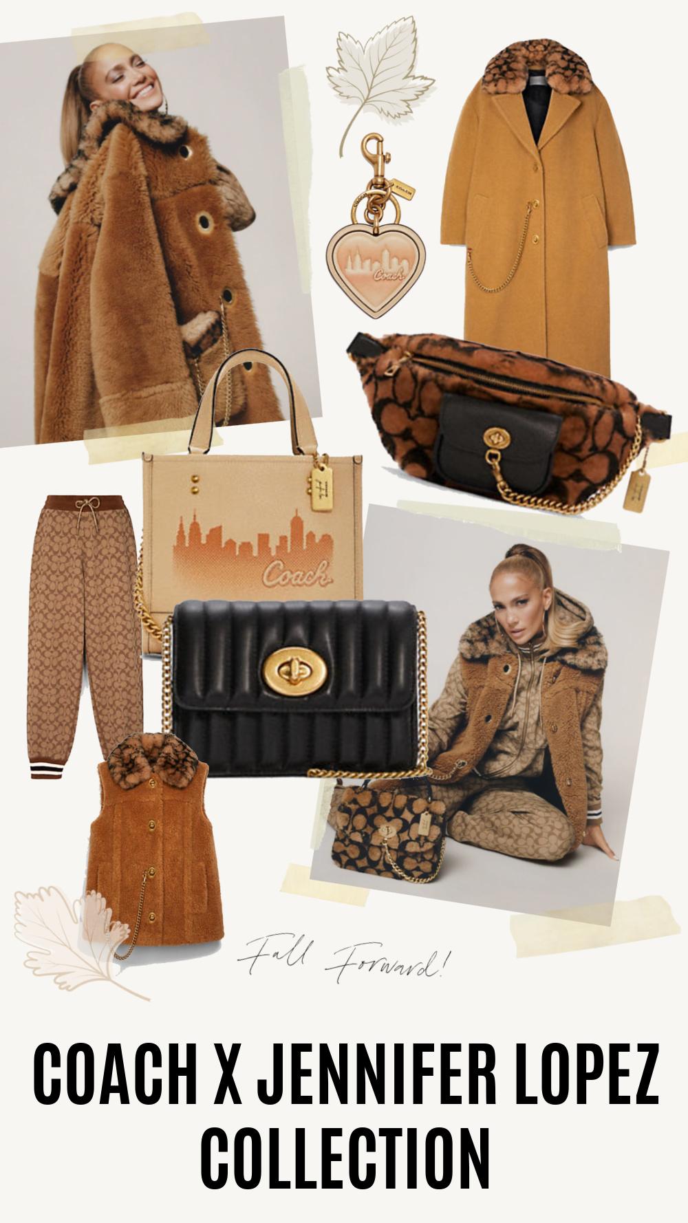 COACH Jennifer Lopez Collection I DreaminLace.com