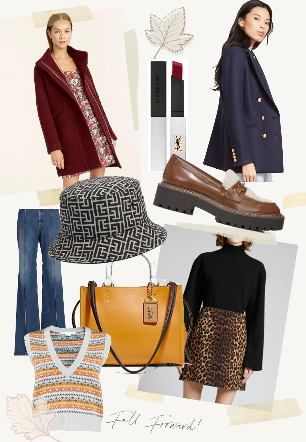 Fall 2021 Outfit Essentials I DreaminLace.com