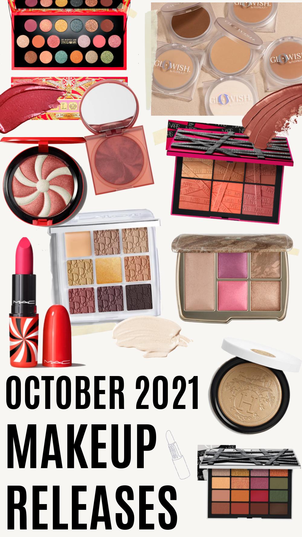 October 2021 Makeup Releases I Dreamnlace.com #makeupaddict #beautyblog
